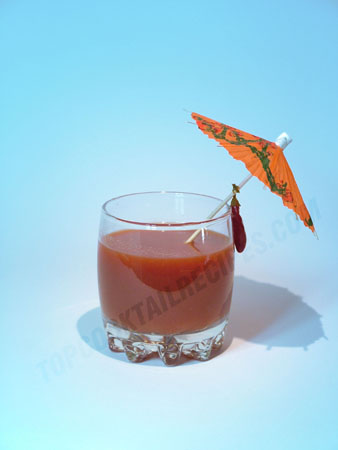 tomato cocktail non-alcoholic