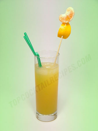 oranges and mandarin drink recipe